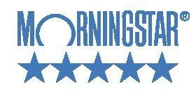 Morningstar 5-Star Rating